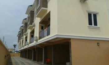 Classic and Superb 4 Bedroom Terrace Duplex, Oral Estate, Chevron Second Toll Gate, Lekki Expressway, Lekki, Lagos, Terraced Duplex for Sale