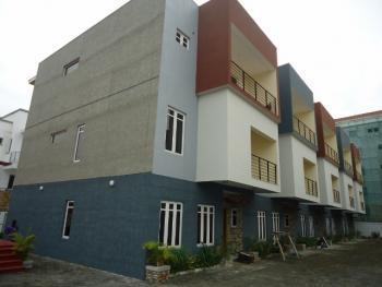 5 Units Luxury 4 Bedroom Terrace Duplexes, Parkview Estate, Parkview, Ikoyi, Lagos, Terraced Duplex for Sale