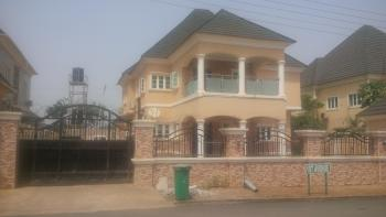 4 Bedroom Detached Duplex with a 2 Bedroom Bq, House 37, Aldenco Estate, Galadimawa, Abuja, Detached Duplex for Sale
