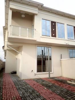Newly Built 4 Bedroom Semidetached Duplex with a Room Servant Quarters, Fitted Kitchen, Etc, Off Kunshenla Road, Ikate Elegushi, Lekki, Lagos, Semi-detached Duplex for Sale