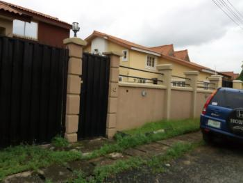 Now Improved Spacious 4 Bedroom Semi Detached House with Land Space at Rear, Lsdpc  (tinubu) Estate, Opic, Isheri North, Lagos, Semi-detached Duplex for Sale