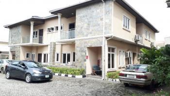 a Beautiful Semi Detached 3 Bedroom Duplex, Osborne Phase 2, Osborne, Ikoyi, Lagos, Semi-detached Duplex for Rent