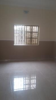 Newly Built Spacious and Fitted 1 Bedroom Flat with Guest Toilet in an Estate  with No Flood Condition, Off Domino Pizza, Agungi, Lekki, Lagos, Mini Flat for Rent