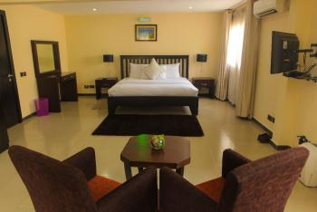 Luxury 3 Bedroom Home Away From Home Apartment, Cameron Road, Ikoyi, Lagos, Flat Short Let