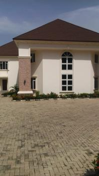 Newly Built & Well Finished 5 Bedroom Detached Duplex with 2 Bedroom Bq & 2 Rooms Guest Chalet with Swimming Pool, Off Yakubu Gowon Way, Near Ecowas, Asokoro District, Abuja, Detached Duplex for Sale