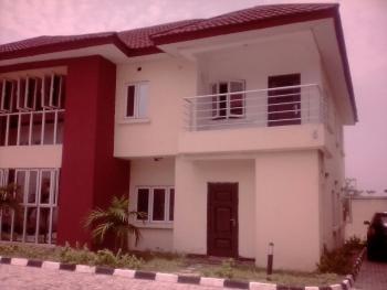 Brand New Luxury 4 Bedroom Semi Detached Duplex Plus  1 Room Bq, Northpointe Estate, Chevron Drive, Chevy View Estate, Lekki, Lagos, Semi-detached Duplex for Rent