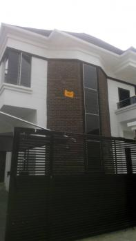 4 Bedroom Semi Detached with Bq, Shoprite Road, Osapa, Lekki, Lagos, Semi-detached Bungalow for Rent