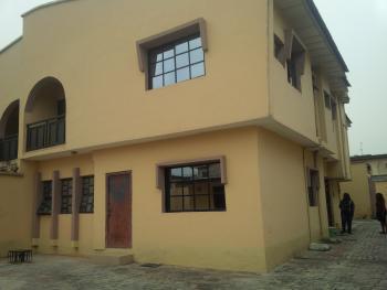 5 Bedroom Semi-detached Duplex with Bq (office Space) @ Omole Phase1, Off Adeyemo Akapo Street, Omole Phase 1, Ikeja, Lagos, Semi-detached Duplex for Rent
