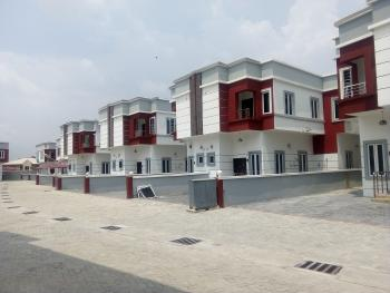 Brand New 4 Bedroom Semi Detached House in a Lovely Estate, Orchid Road, Chevron Area, Lekki Phase 1, Lekki, Lagos, Semi-detached Duplex for Sale