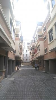 a Brand-new Serviced 5 Bedroom Terrace Duplex with Bq with Excellent Facilities with Pool, Behind Four Point Hotel, Oniru, Victoria Island (vi), Lagos, Terraced Duplex for Rent