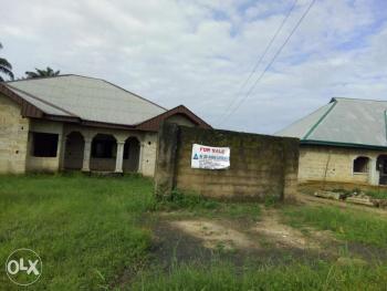 4 Bedroom and 3 Bedroom  Bungalows (en Suite), Mbipong Road By Nung Udoe Junction, Uyo, Akwa Ibom, Block of Flats for Sale
