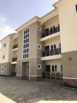 Letting Now Luxury 3 Bedroom Block of Flats  with Acs and Standby Gen, Jahi, Abuja, Flat for Rent