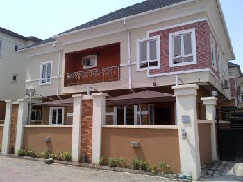 Brand New Elite-class Fully Detached 5 Bedroom Duplex Packaged with Ten Split Unit a.c Fully Installed, Osapa London Axis Between Chevron and Jakande Round About, Lekki, Lagos, Detached Duplex for Rent