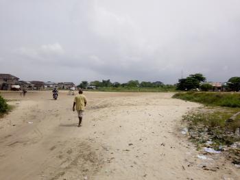 2 Hectares of Bare Land with Setbacks, Lekki Beach Road, Jakande, Agungi, Lekki, Lagos, Residential Land for Sale