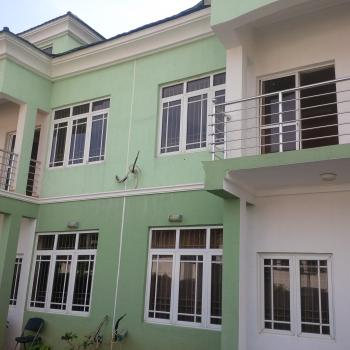 Topmost & Sleekly Finished 3 Bedroom Terrace Duplex with Maids Quarters, Off Ibb Boulevard Way, Maitama District, Abuja, Terraced Duplex for Rent