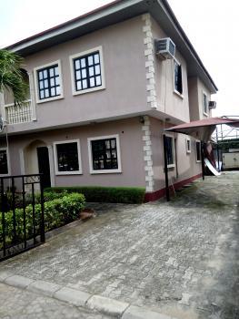 4 Bedroom Semi-detached Duplex with Bq in a Gated Estate, Adebayo Doherty Road, Lekki Phase 1, Lekki, Lagos, Semi-detached Duplex for Rent