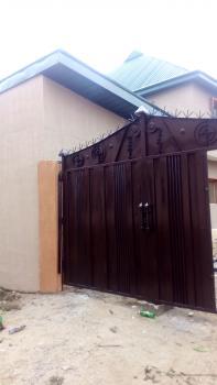 3 Bedroom Flat - Down, 18, Babatunde Oyefeso Street, White House Bus-stop, Odogunyan, Ikorodu, Lagos, Flat for Rent