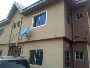 Well Built 2 Bedroom Flat, Off Balogun Rd, Iju-ishaga, Agege, Lagos, Flat for Rent