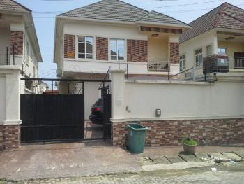 Fully Furnished 4 Bedroom Detached House, Chevy View Estate, Lekki, Lagos, House for Rent