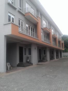 Newly Built 5 Bedrooms Town House, Off Bourdillon Road, Ikoyi, Lagos, House for Rent