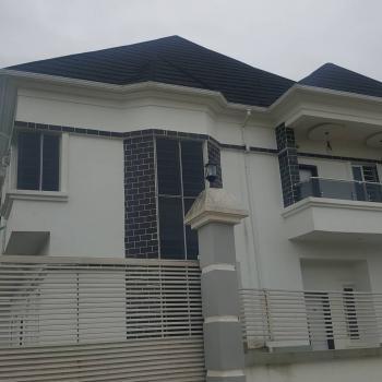 a Newly Built 5 Bedroom Duplex for Sale, Sangotedo Along Lekki Epe Expressway, Peninsula Garden Estate, Ajah, Lagos, Detached Duplex for Sale