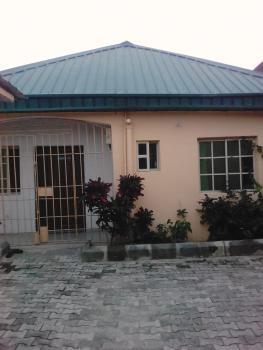 2 Bedroom Bungalow, 100meters Distance After Lagos Business School, Sangotedo, Ajah, Lagos, Detached Bungalow for Rent