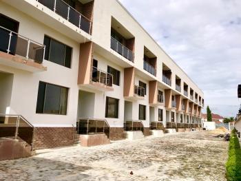 Well Renovated 4 Bedroom Terrace with a Room Bq in a Mini Estate, Ikate Elegushi, Lekki, Lagos, Terraced Duplex for Sale