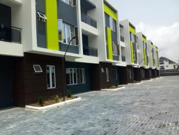a Tastefully Finished and Splendid 5 Bedroom House with a Room Boys Quarters, Ikate Elegushi, Lekki, Lagos, Terraced Duplex for Rent