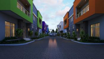 Two Bedroom Semi-detached Duplex, Behind North West Station, Vgc, Lekki, Lagos, Semi-detached Duplex for Sale