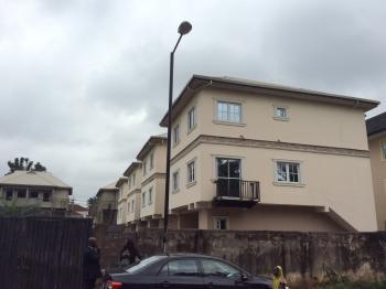 Mini Estate in a Very Serene Area, Off Sobo Aribiodu Street, Ikeja Gra, Ikeja, Lagos, House for Sale