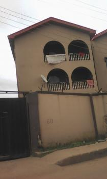 Decent Two Bedroom Flat, By Eleganza, Staff Quarters, Ajao Estate, Isolo, Lagos, Flat for Rent