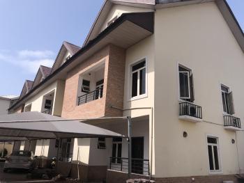 Serviced Four Bedroom Terrace with a Room Bq, Lekki Phase 1, Lekki, Lagos, Semi-detached Duplex for Rent