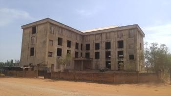 Fully Fenced and Gated Uncompleted Shopping Mall Sitting on 1,806 Square Metres of Land, Gudu, Abuja, Plaza / Complex / Mall for Sale