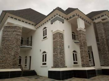 Top Notch 6 Bedrooms Luxury Detached Ambassadorial House with Guest Chalet & Maids Quarters, Off Edwin Clark Way, Near Nnpc Station, Guzape District, Abuja, Detached Duplex for Sale
