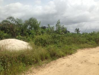 Plots of Land, Fidiso Estate Road, Abijo, Lekki, Lagos, Residential Land for Sale