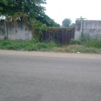 Three Acres of Land, Holloway Street, Gra, Apapa, Lagos, Mixed-use Land for Sale