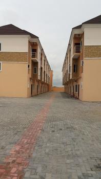 Luxury 4 Bedroom Terrace, Ikate Elegushi, Lekki, Lagos, Terraced Duplex for Sale