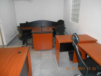 100sqm Furnished Office Space on Ground Floor, Abagbon Close, Victoria Island (vi), Lagos, Office Space for Rent