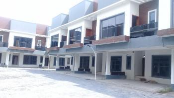 Brand New 4 Bedroom Terrace, Lekki Phase 1, Lekki, Lagos, Terraced Duplex for Rent
