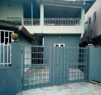 a Clean Mini Flat, Private Estate, Ogba, Ikeja, Lagos, Mini Flat for Rent