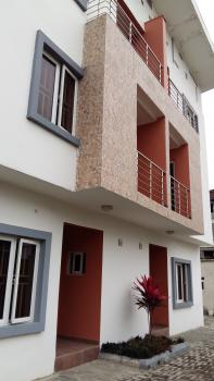 4 Units of 4 Bed Terrace with 1 Room Bq, Off Gbenga Ashafa Street, Parkview, Ikoyi, Lagos, Terraced Duplex for Rent