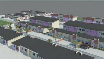 Buy and Build Land Or Ready Built Luxury Houses at Bogije Eluju - Flourish Residences for As Low As 350k Monthly, Lekki Epe Expressway, Eluju, Ibeju Lekki, Lagos, Terraced Duplex for Sale
