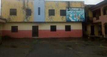 a Non-functional School of Two (2) Blocks Built on 3 Plots of Land, Babalegba Bus Stop, Via Fbn, Ijegun, Ikotun, Lagos, School for Sale