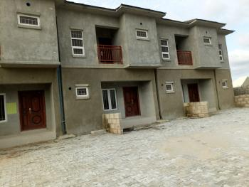 Six Units of Modern and Spacious 3-bedroom Terrace Houses, Close to Arab Contractors, Lugbe District, Abuja, Terraced Duplex for Sale
