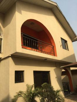 Terrace Wing Duplex in a Shared Compound, 26, Association Crescent, Abimbola Awoliyi Estate, Oko-oba, Agege, Lagos, Terraced Duplex for Sale