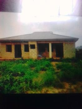 Semi Detached Bungalow (2 Bedroom /a Room Bedroom Flats) Under Construction, Imokun, Yewa Road, Epe, Lagos, Semi-detached Bungalow for Sale