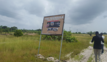 Land for Sale in Ibeju Lekki, The Peninsula Homes Phase 2, Akodo Ise, Ibeju Lekki, Lagos, Residential Land for Sale