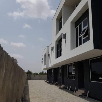 Nicely Built 12 Units of 2 Bedrooms Terrace Flats, Off Ajah Flyover Abraham Adesanya, Ajah, Lagos, Flat for Rent