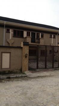 Well Built & Tastefully Finished 4 Bedroom Semi Detached House with Boys Quarters, Osapa Gra, Osapa, Lekki, Lagos, Semi-detached Duplex for Rent