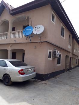 2 Bedroom Flat All Room En-suite Under 33 Power Runsewe Estate, Amadiyya Bus Stop, Abule Egba Axis Runsewe Estate Beside Heir Thmocool, Ijaiye, Lagos, Flat for Rent